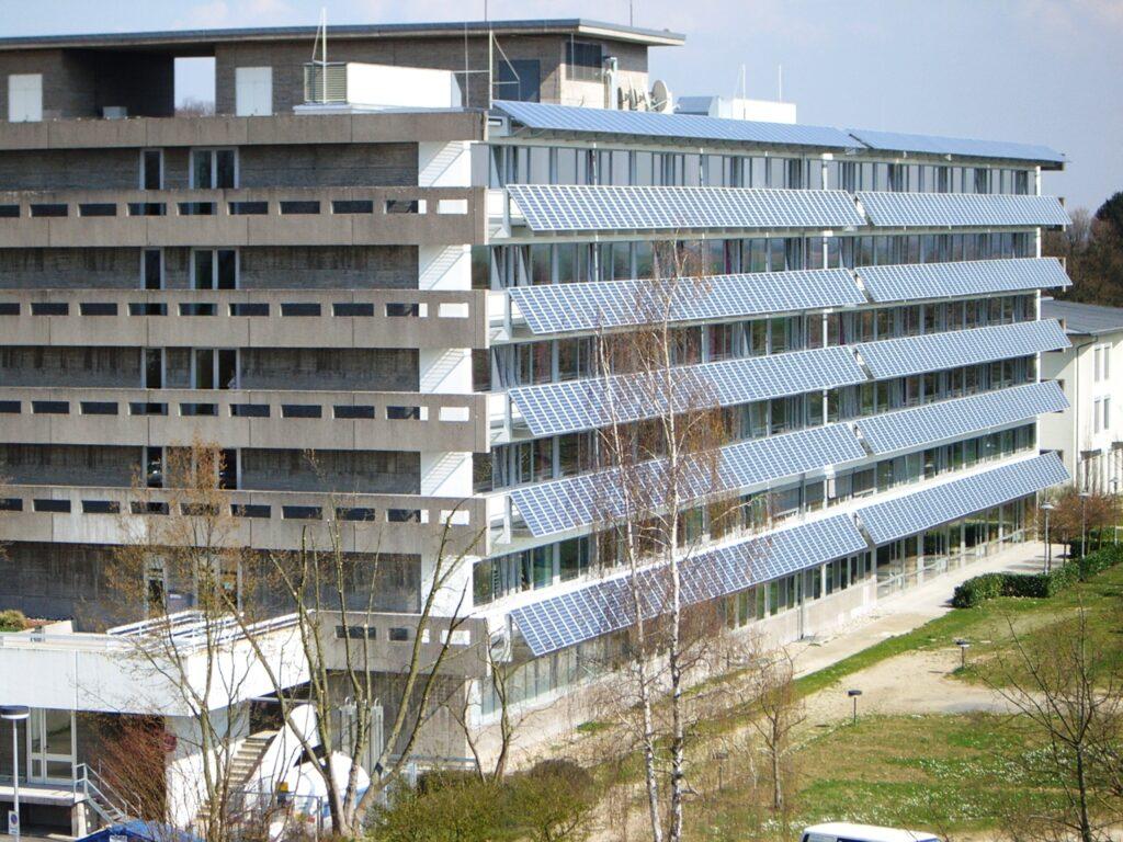 Krankenhaus Mühlacker - Gütesiegel 2007 bis 2012